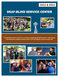 Picture of the cover for DBSC's Annual Report 2011-2012